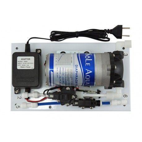 Kit Bomba de presión de 50 / 75 GPD