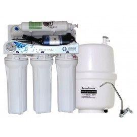 Osmosis inversa 5 etapas con bomba