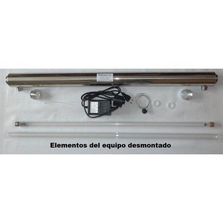 Esterilizador ultravioleta 55 W - 12GPM